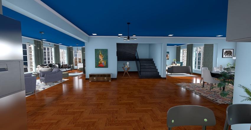 Proyect Carlos Moreno Interior Design Render