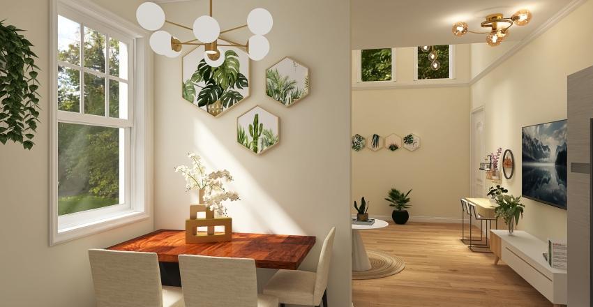 HOME 2 Interior Design Render