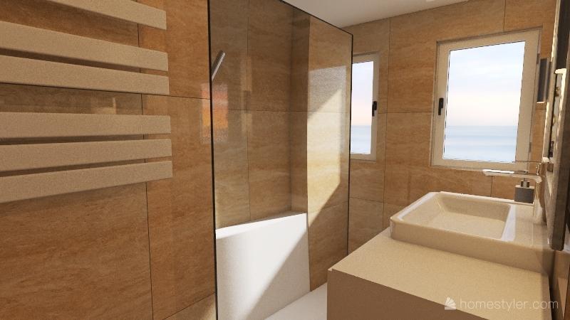 1ºAndar_ Mindelo_21-01-2021 janela curta Interior Design Render