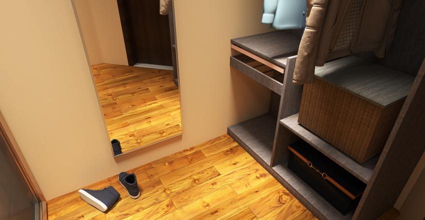 Adobe Home Interior Design Render