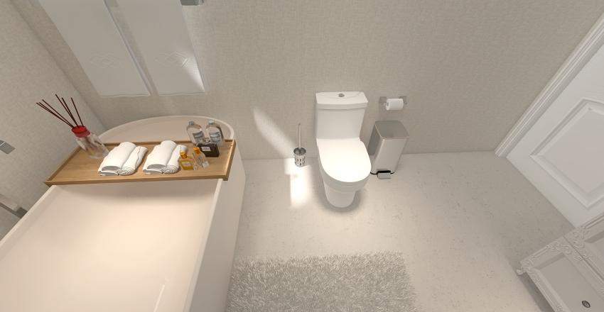 Blanco Interior Design Render