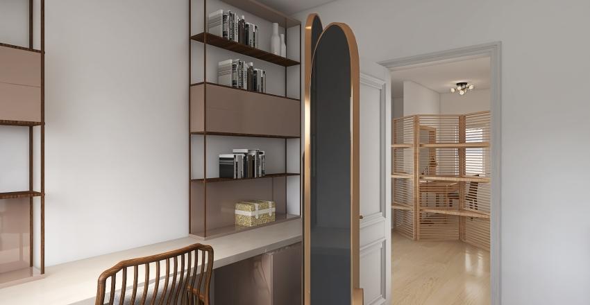 Blu Profondo Interior Design Render