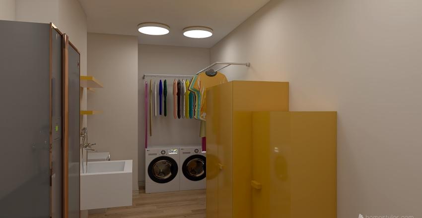 lavanderia 2 Interior Design Render