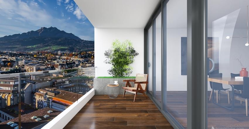 OBISPADO Interior Design Render