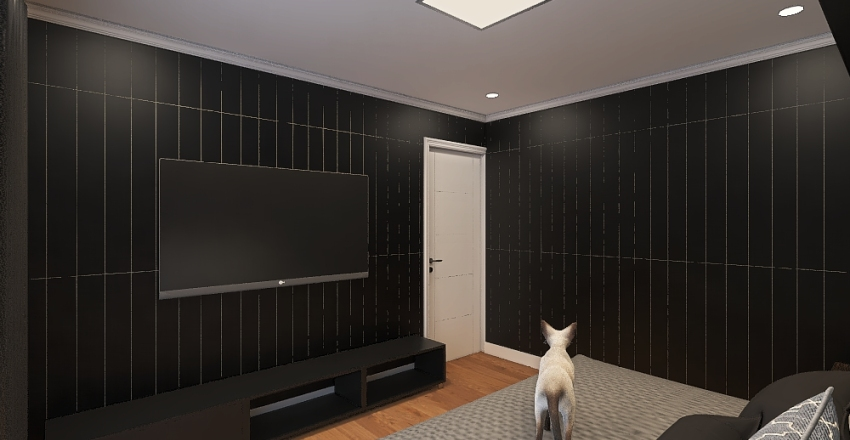OP3 Interior Design Render