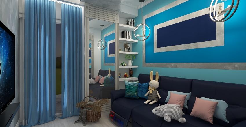 Каравелла Спальная Interior Design Render
