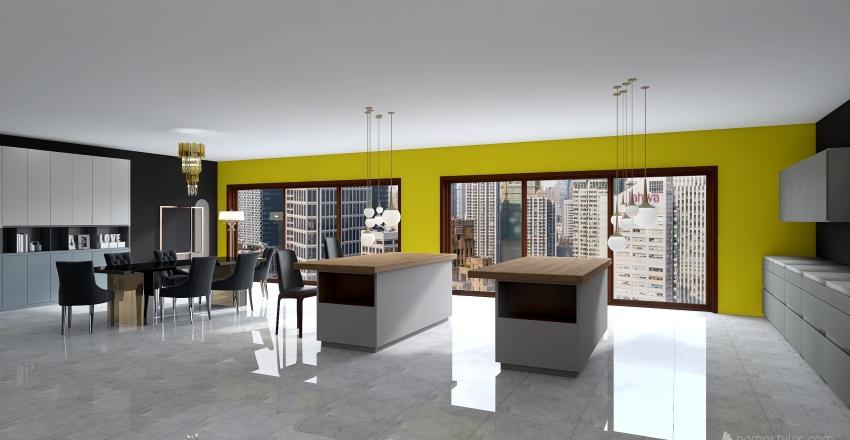 ashley house Interior Design Render