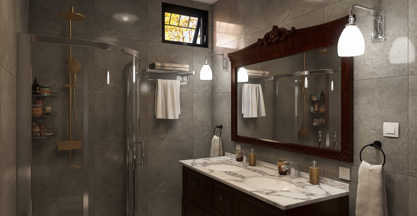 #01 Interior Design Render