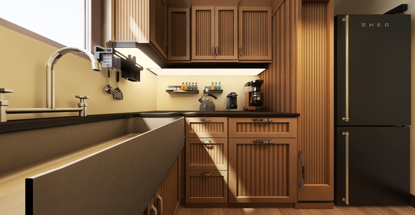 Hesham's Design Interior Design Render