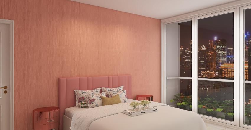 4 BHK LUXURIOUS APARTMENT Interior Design Render