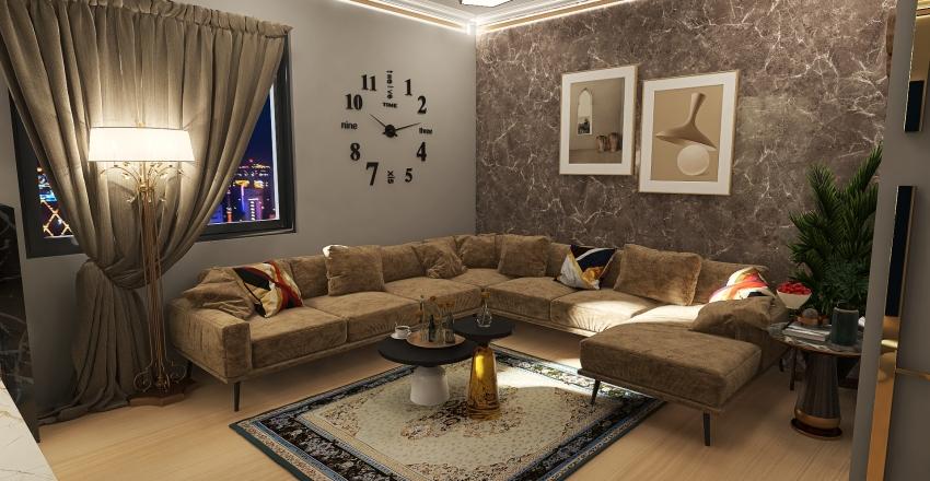 Bet Interior Design Render