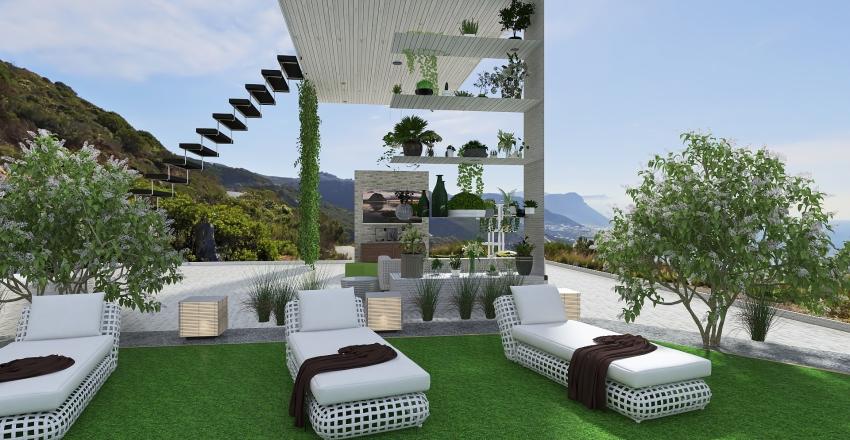 Exterior Interior Design Render