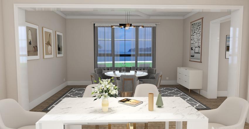 Bayla's Dream Home Interior Design Render