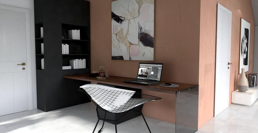 Vivienda en zona residencial Interior Design Render