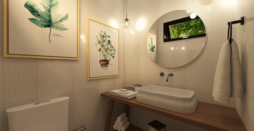 Just for Fun Interior Design Render