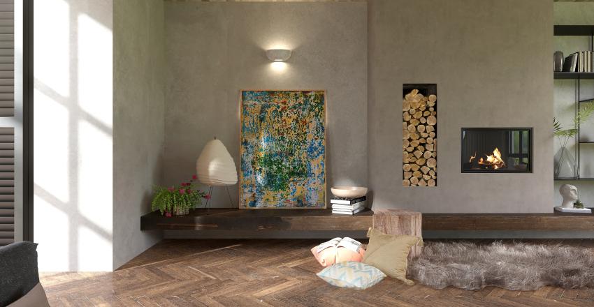 Vadim Art. Interior Design Render