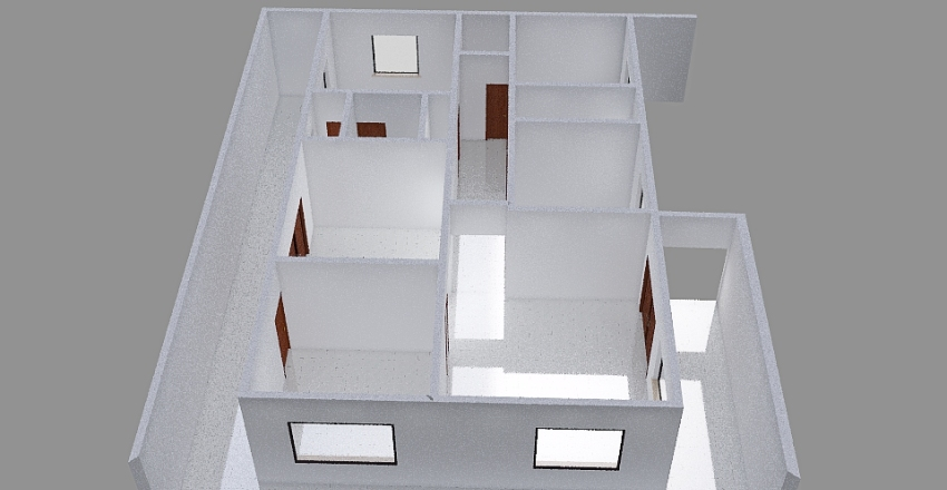 Durivage 2 Interior Design Render