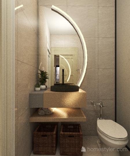 Garzoner Interior Design Render