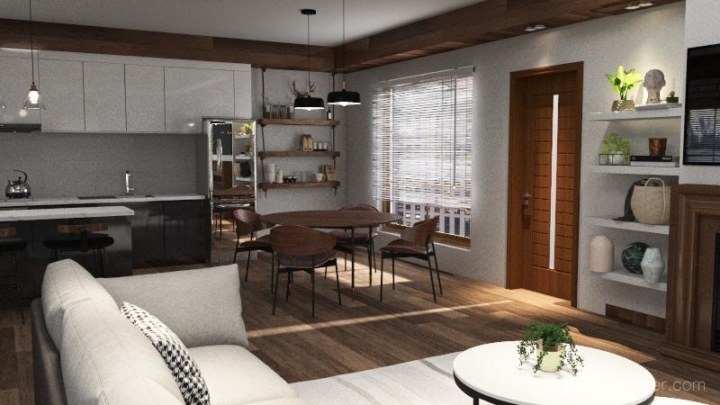 Flash Interior Design Render