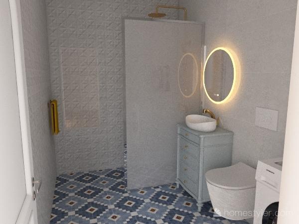 Bathroom pagal Laikas Namams Interior Design Render