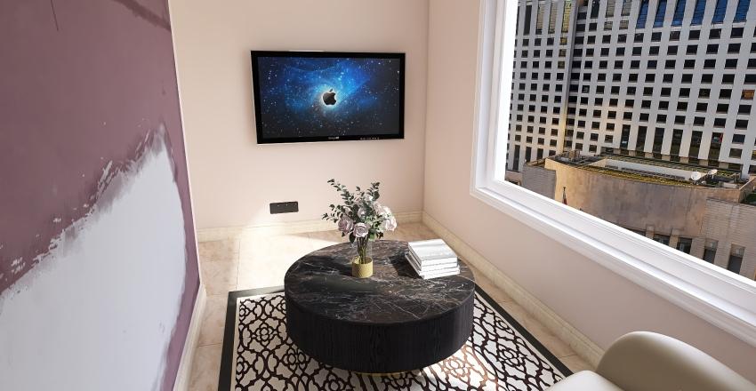 Commercial- Office  Interior Design Render