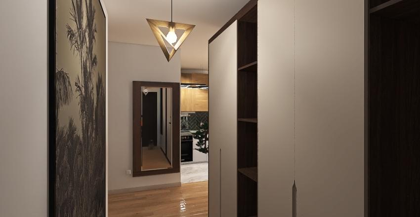 AWT-60m2-New Interior Design Render