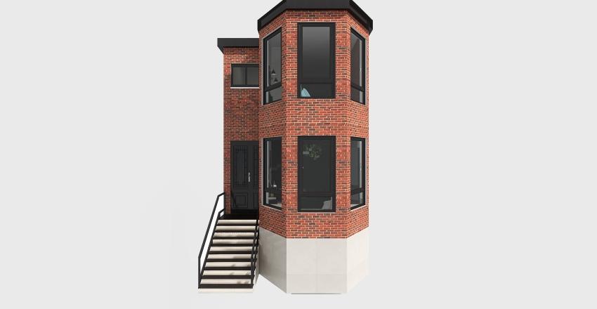 Apartment Design Interior Design Render
