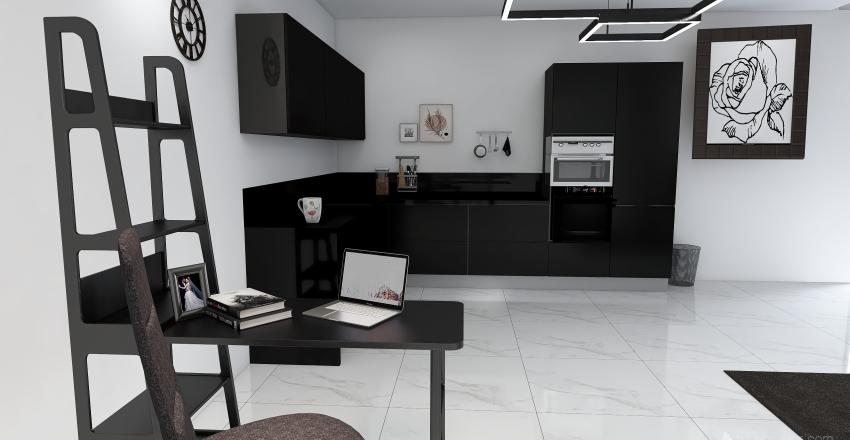 My dream apartment Interior Design Render