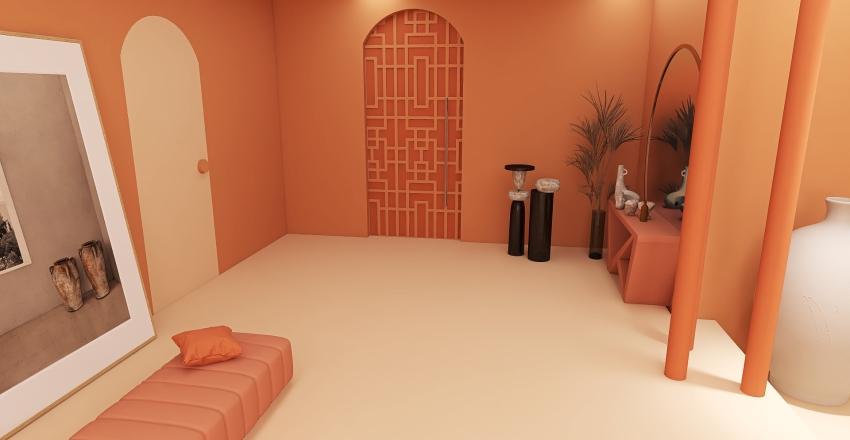 Minimalist Design Interior Design Render
