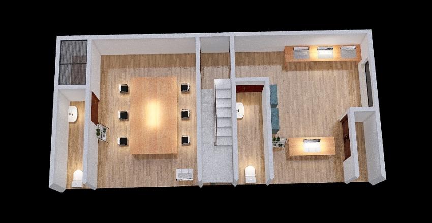 MKT Interior Design Render