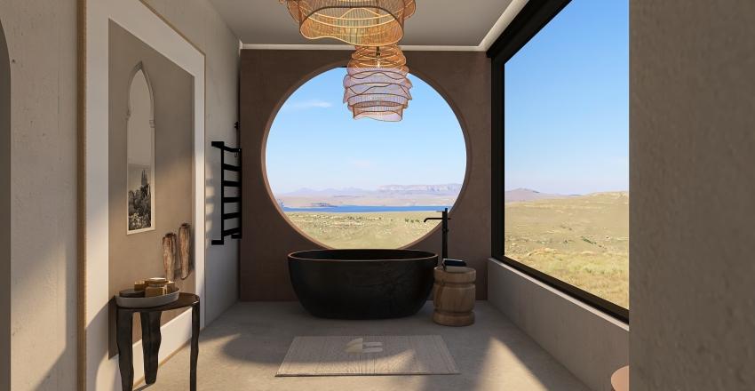 Harmony villa Interior Design Render