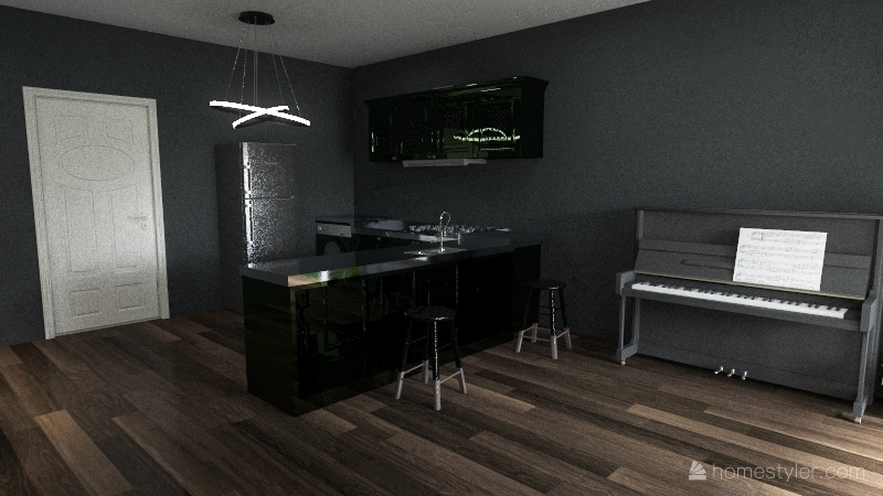 1b1b Interior Design Render