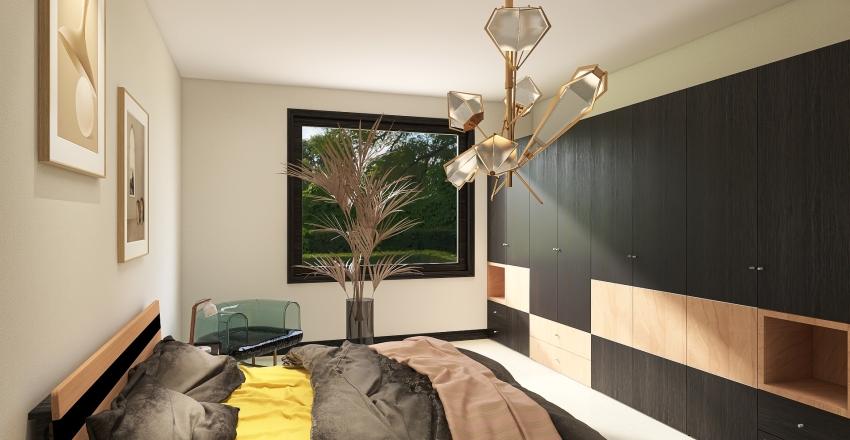 Ampi spazi Interior Design Render