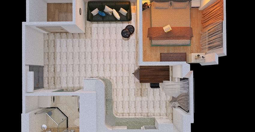 Лотос парк Interior Design Render
