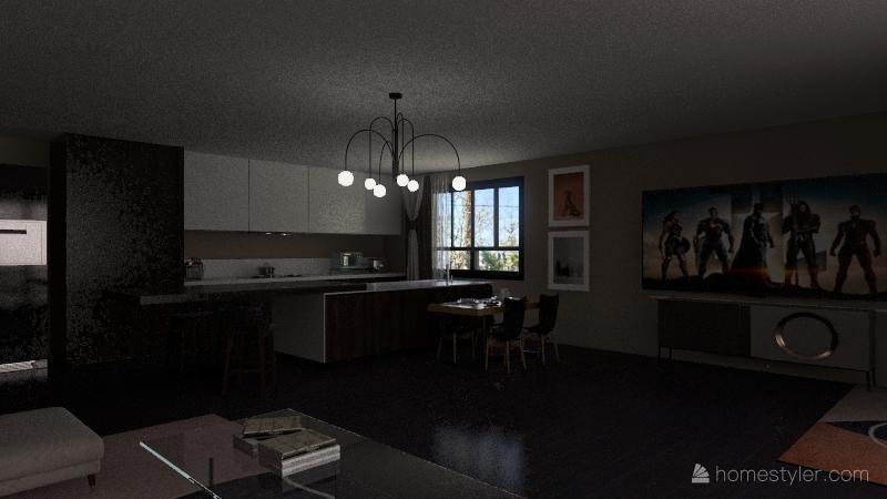 emma Interior Design Render