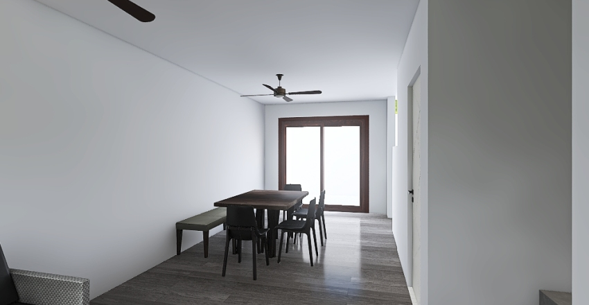 Diamante 75 Limpia Interior Design Render