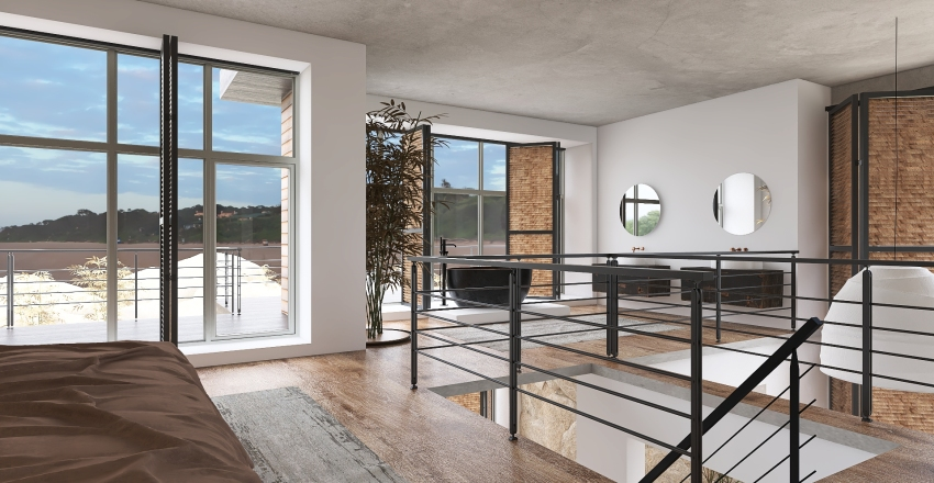 FIREFLY Interior Design Render
