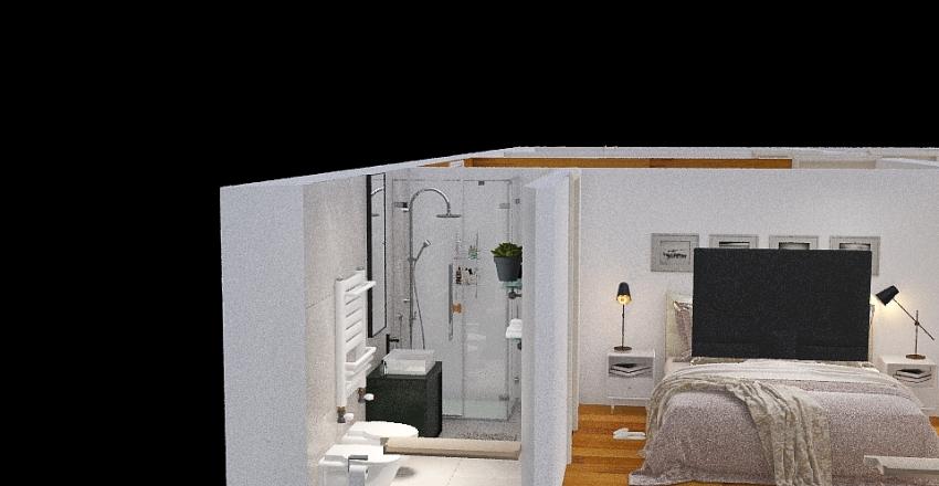 BATH_RIC Interior Design Render