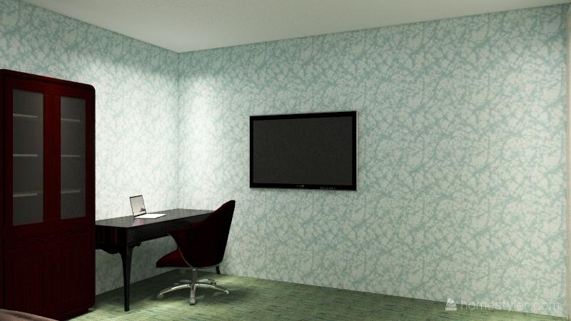 matilda Interior Design Render