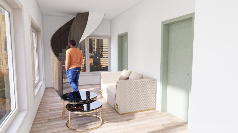 casalove Interior Design Render