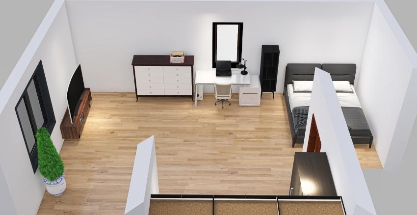 KPP - room Interior Design Render
