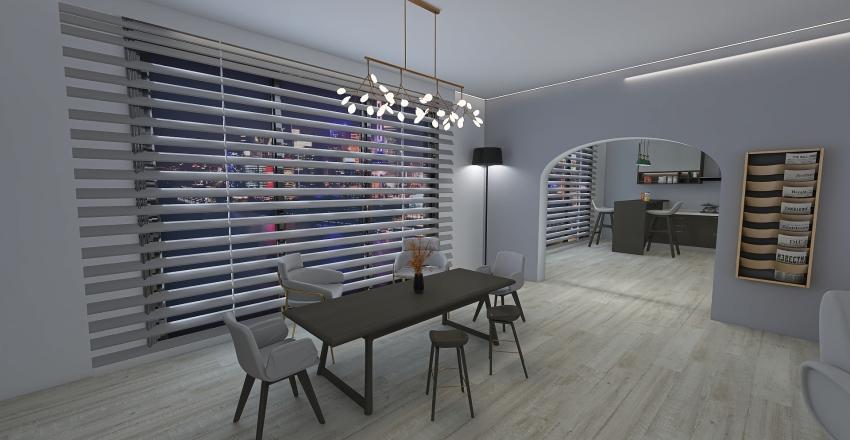 Calle del Pez, 27, 28004 Madrid Interior Design Render