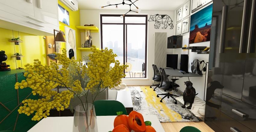 Stan 1.6 Interior Design Render