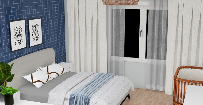 v2_słoneczko Interior Design Render