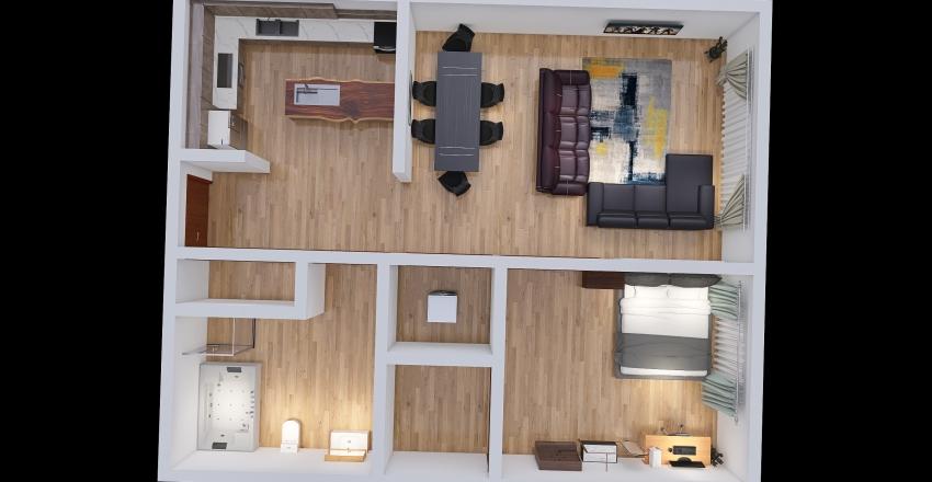 Suite 510 Interior Design Render