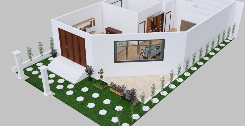 A LONG-CAM RANH-REV02 Interior Design Render