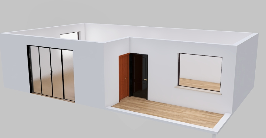 adammuhammed- Restaurant_1 Interior Design Render