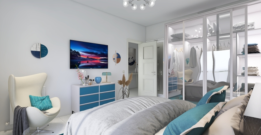 14_Via Smaci_Abbiategrasso Interior Design Render