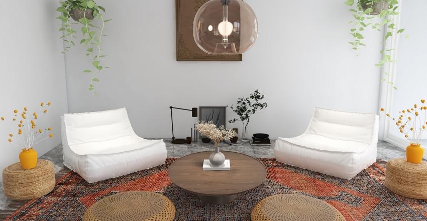 Luxurious Design Interior Design Render