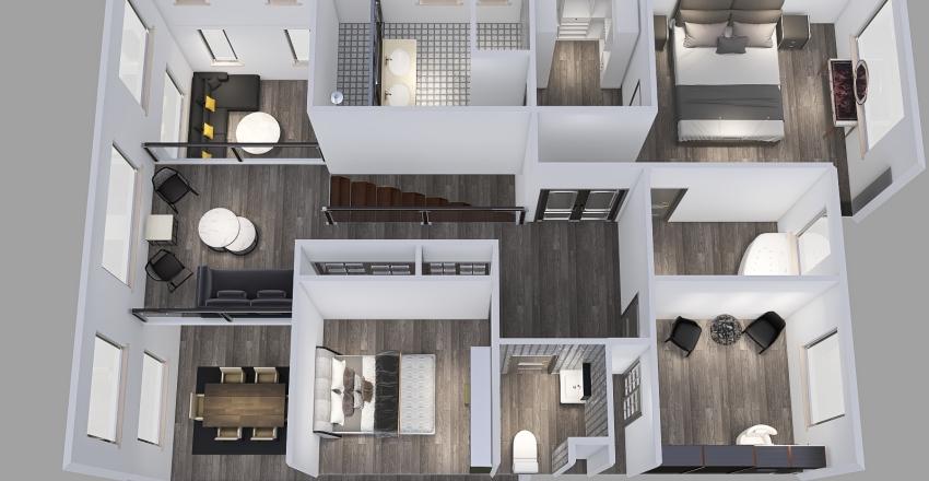 kayley54321- First Floor_1 Interior Design Render